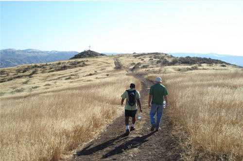 hike trail 93065 simi valley