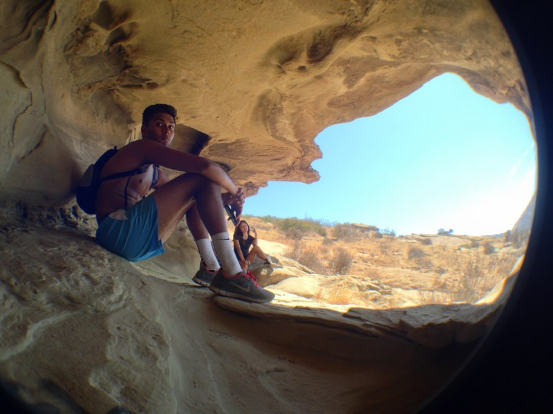 cave in simi valley